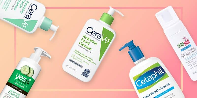 5 Best Face Washes for Whiteheads