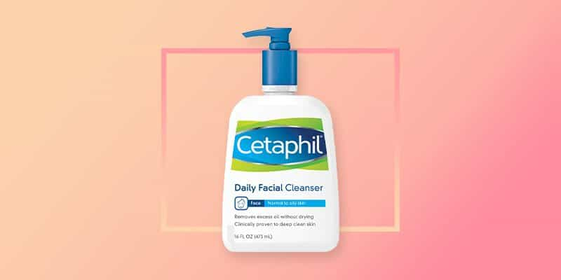 Cetaphil Daily Facial Cleanser (Normal to Oily)