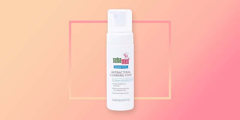 Sebamed Clear Face Cleansing Foam (Combination to Oily)