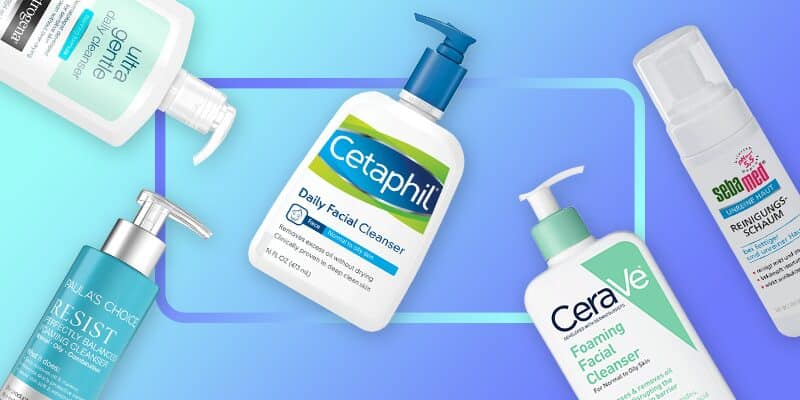 Best Face Washes for Oily Sensitive Skin