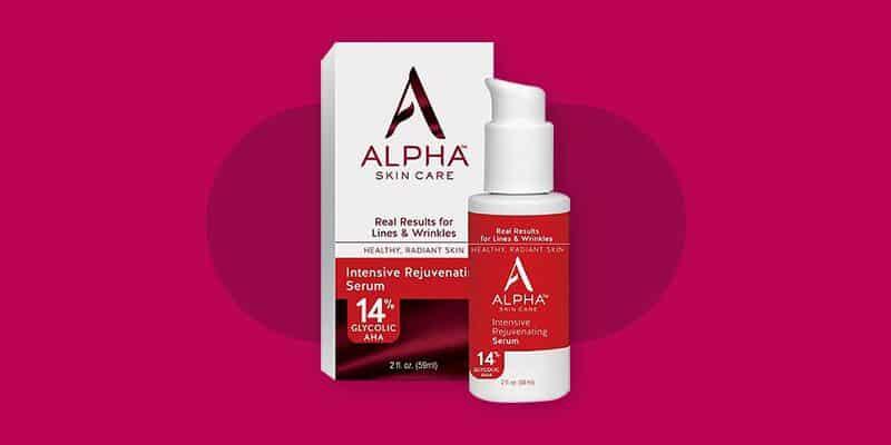 alpha hydrox for dark spots