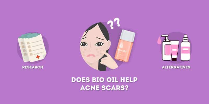 bio oil for acne scars - does it really work