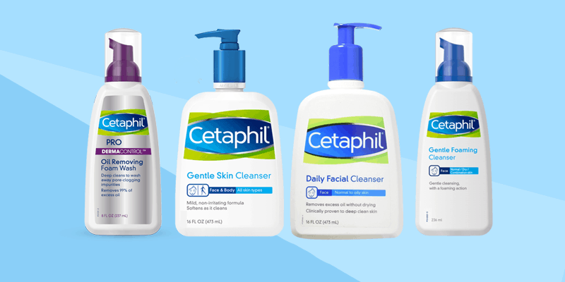 Is Cetaphil Good For Acne Skincare Hero