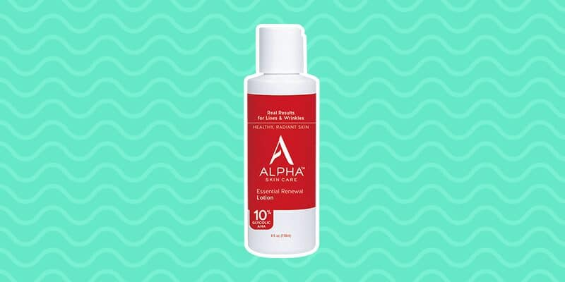 Alpha Skin Care Essential Renewal Lotion (Body Lotion)