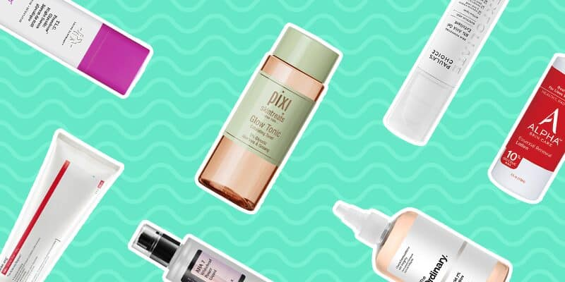 7 Best Glycolic Acid Products (Over The Counter)