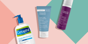 best anti aging products for acne prone skin
