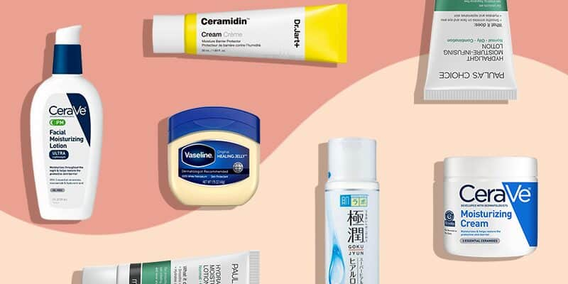 best moisturizers to use with differin gel