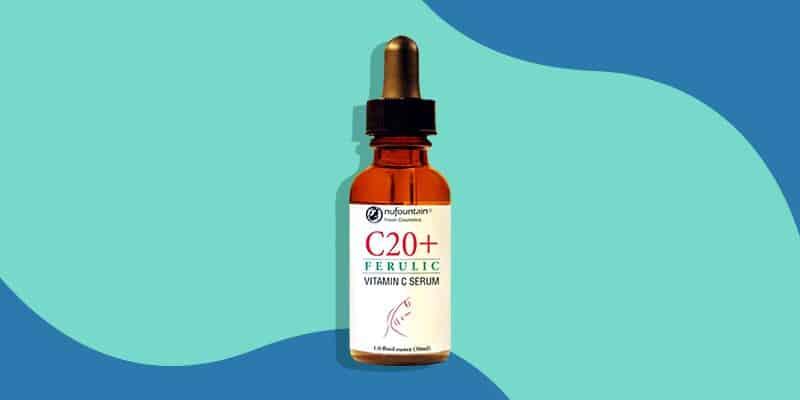 NuFountain C20+Ferulic Vitamin C Serum