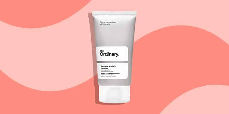 The Ordinary Salicylic Acid 2% Masque (Acne, Blackheads and Pimples)