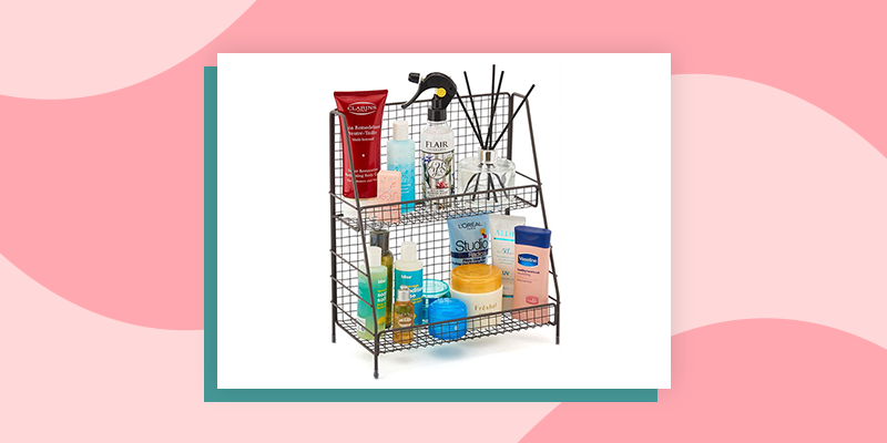 Best Cheap Skincare and Makeup Organizer