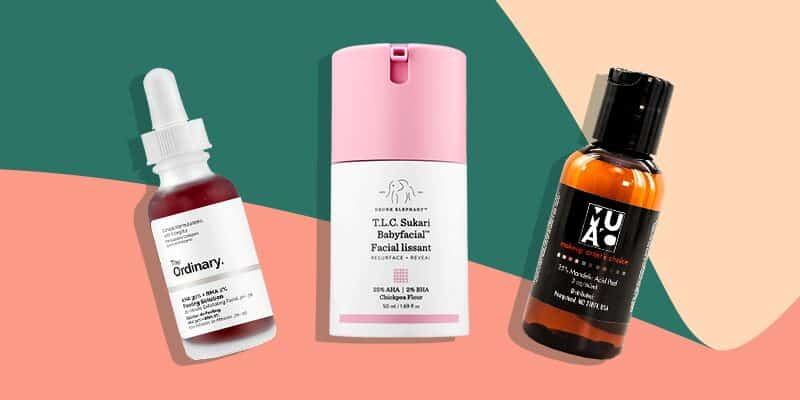 best chemical peel for acne scars