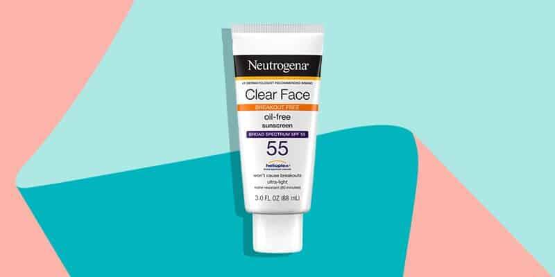 Best Drugstore Facial Sunscreen