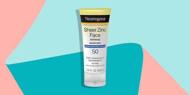 Best Natural Facial Sunscreen