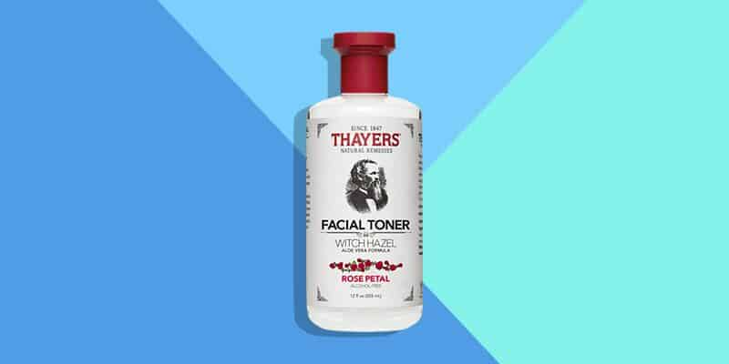 Best Drugstore: Thayers Alcohol-Free Rose Petal Witch Hazel Facial Toner