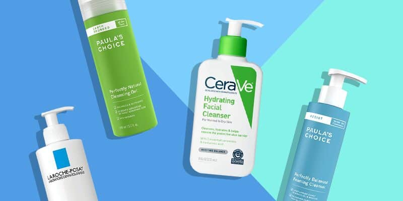 The Best Face Washes for Combination Skin