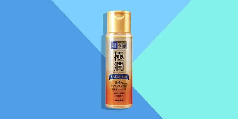 Best Hydrating: Hadalabo Gokujyun Premium Hyaluronic Acid Lotion
