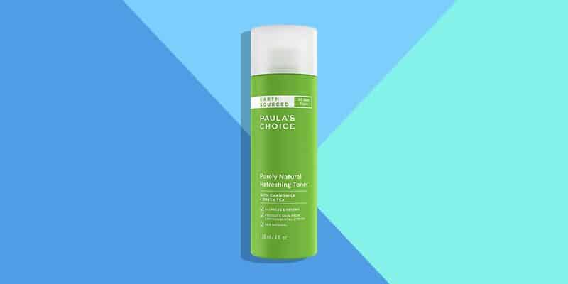 Best Natural: Paula's Choice Earth Sourced Purely Natural Refreshing Toner