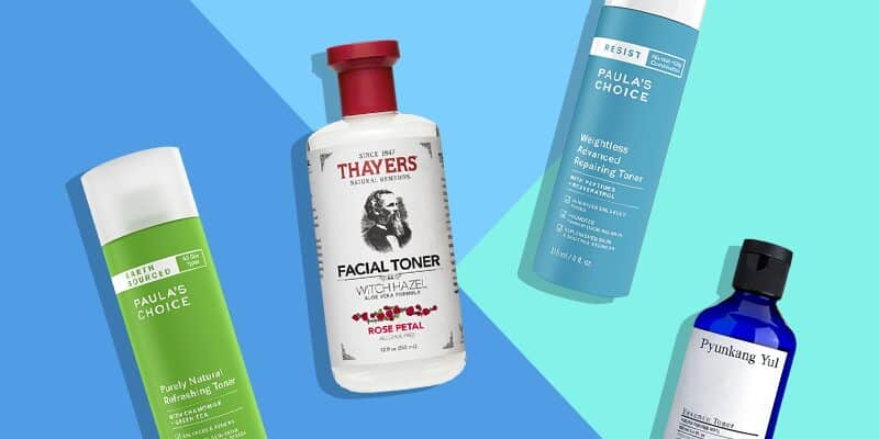 Best Toner for Combination Skin