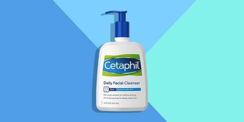 Best for Men: Cetaphil Daily Facial Cleanser