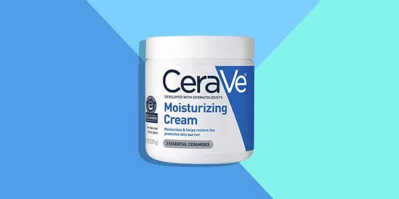 Best for Body in the Winter: CeraVe Moisturizing Cream