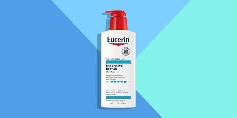 Best for Body: Eucerin Intensive Repair Lotion