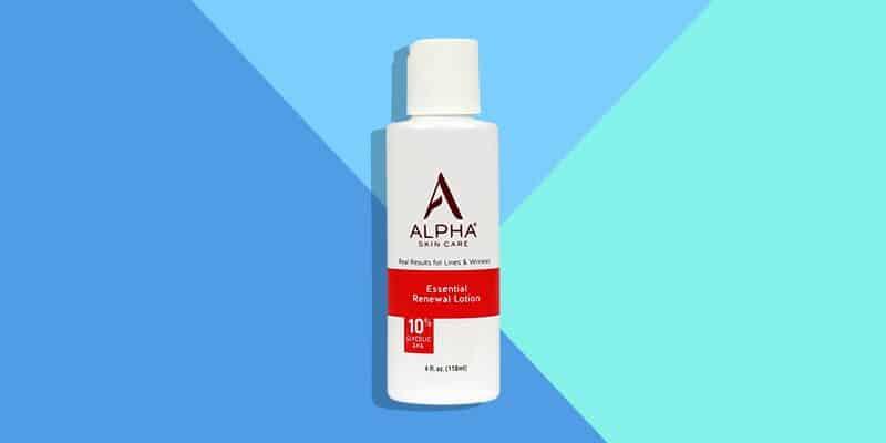 Best Drugstore: Alpha Skin Care Essential Renewal Lotion