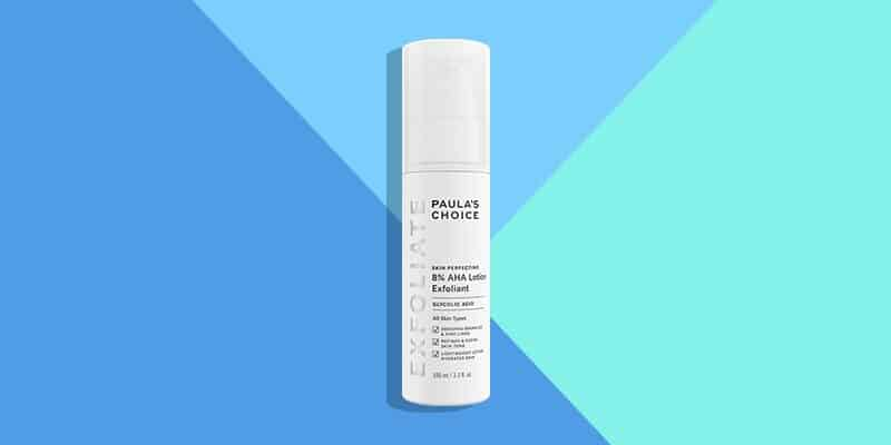 Best for Anti-Aging and Wrinkles: Paula's Choice Skin Perfecting 8% AHA Lotion Exfoliant