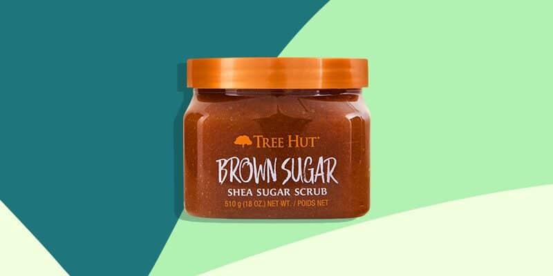Best Sugar Body Scrub: Tree Hut Brown Sugar Shea Sugar Scrub