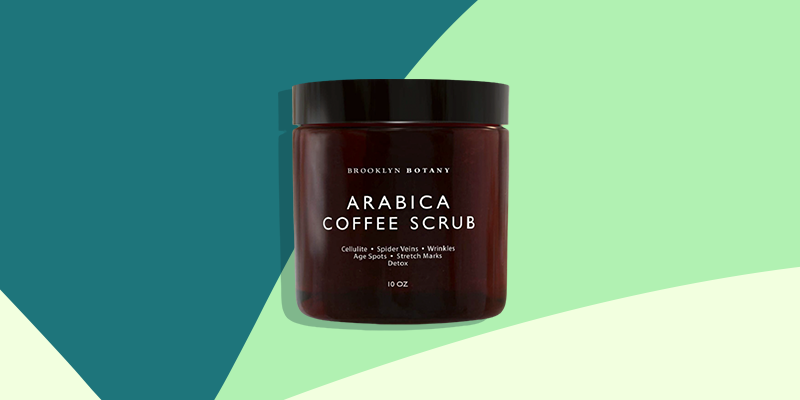Best for Ingrown Hairs: Brooklyn Botany Arabica Coffee Body Scrub