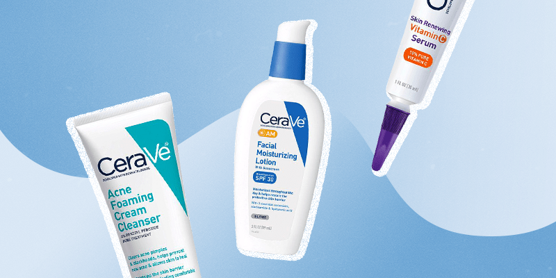 Best CeraVe Products for Acne Scars