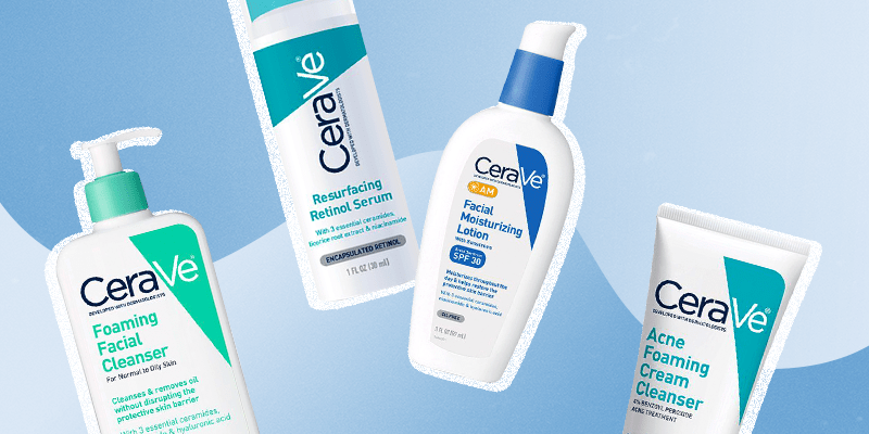 best cerave products for acne and blackheads