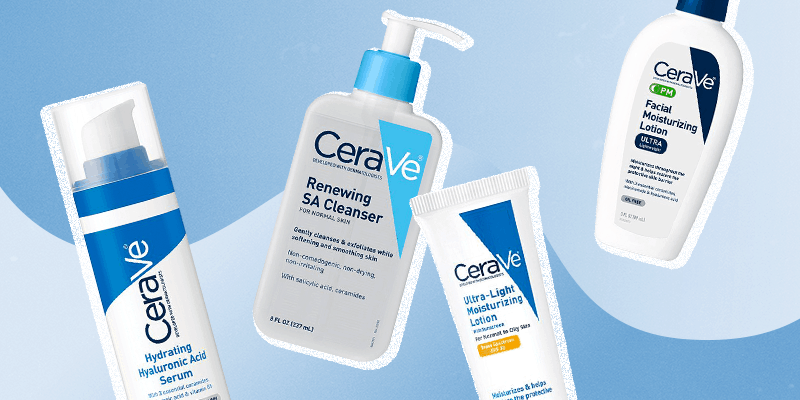 best cerave products for oily skin
