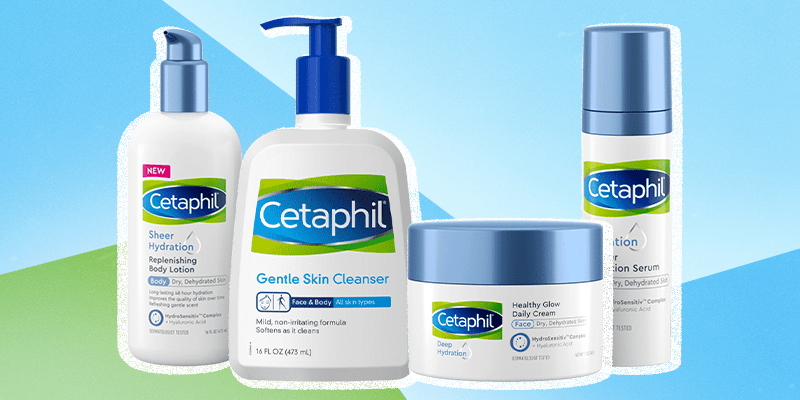Best Cetaphil Products for Dry Skin