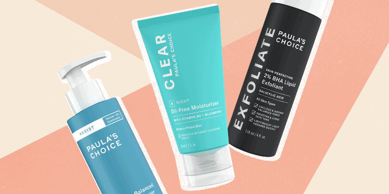 Best Paula's Choice Products for Acne