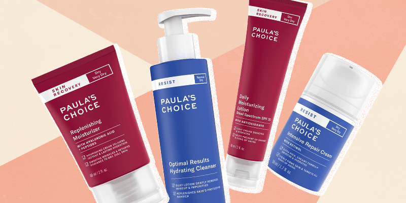 Best Paula's Choice Products for Dry Skin