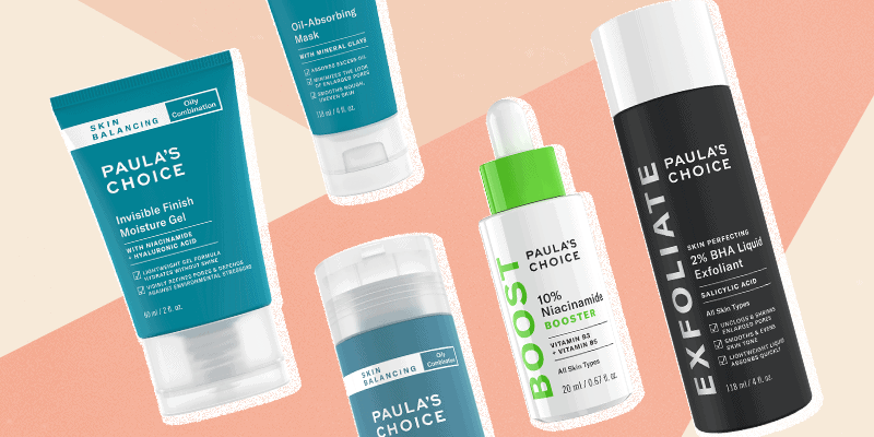 Best Paula's Choice Products for Oily Skin
