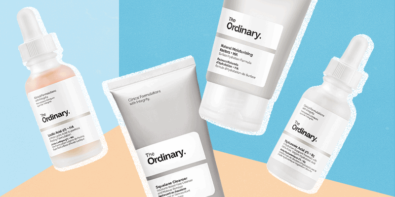 Best The Ordinary Products for Dry Skin
