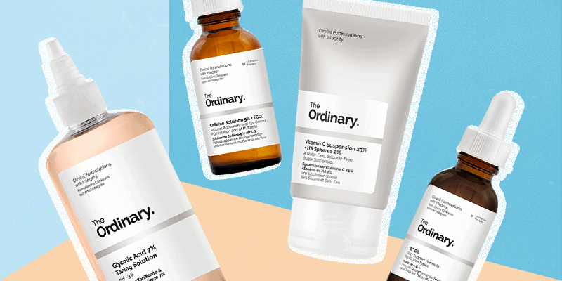 Best The Ordinary Products for Wrinkles