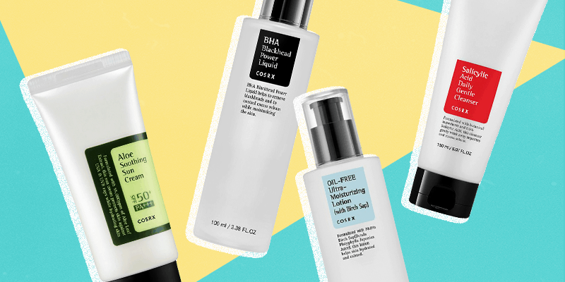 Best COSRX Products for Acne