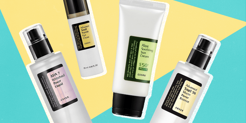 Best COSRX Products for Wrinkles