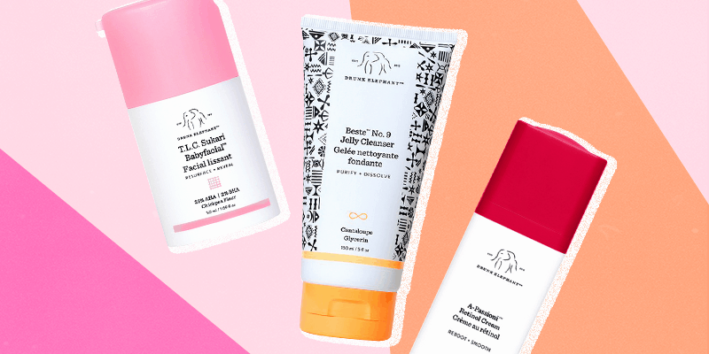 Best Drunk Elephant Products for Acne