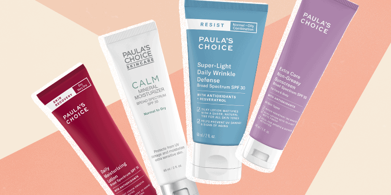 Best Paula's Choice Sunscreens