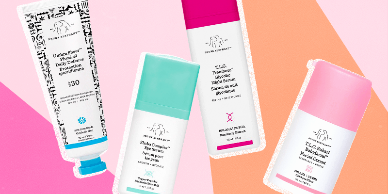 Best Drunk Elephant Products for Wrinkles