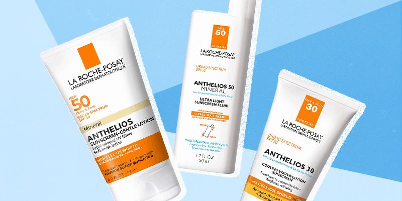 Best La Roche-Posay Sunscreens