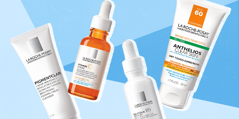 Best La Roche-Posay Products for Acne Scars