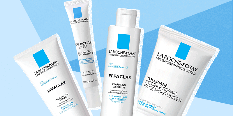 Best La Roche-Posay Products for Acne