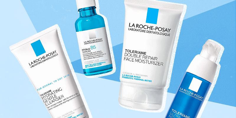 Best La Roche-Posay Products for Dry Skin
