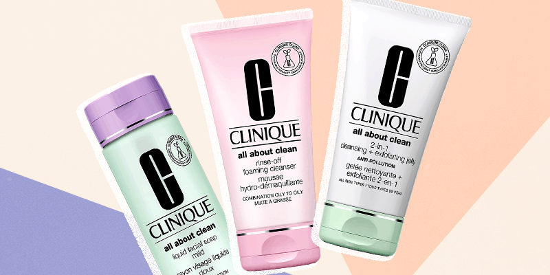Best Clinique Cleansers