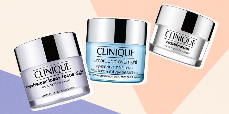Best Clinique Night Creams