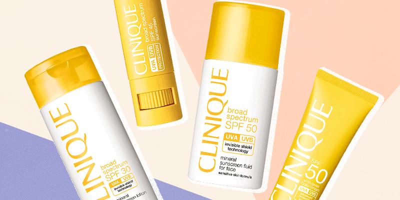 Best Clinique Sunscreens